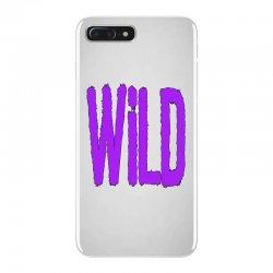 wild iPhone 7 Plus Case | Artistshot