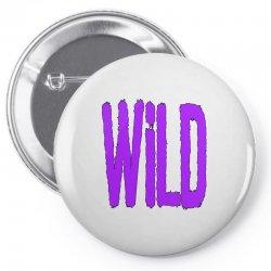 wild Pin-back button | Artistshot