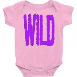 wild Baby Bodysuit | Artistshot