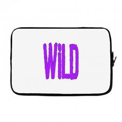 wild Laptop sleeve | Artistshot