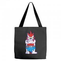 wild aztec monster Tote Bags | Artistshot
