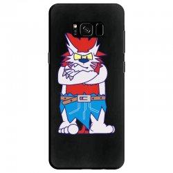 wild aztec monster Samsung Galaxy S8 Case | Artistshot