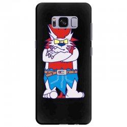 wild aztec monster Samsung Galaxy S8 Plus Case | Artistshot