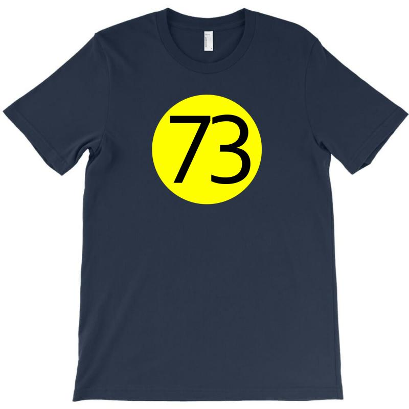 73 The Perfect Number T Shirt The Big Bang Theory Cool Funny T-shirt | Artistshot