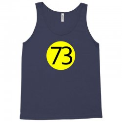73 the perfect number t shirt the big bang theory cool funny Tank Top | Artistshot