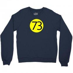 73 the perfect number t shirt the big bang theory cool funny Crewneck Sweatshirt | Artistshot
