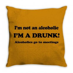 Custom Im Not An Alcoholic Im A Drunk T Shirt X Large Funny Beer