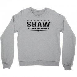 Travis Shaw, Mayor of Ding Dong City Crewneck Sweatshirt | Artistshot