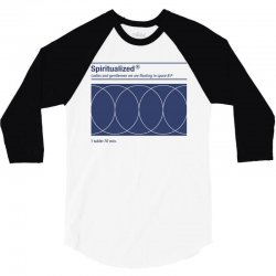 Spiritualized, Ladies and Gentlemen We Are Floating in Space 3/4 Sleeve Shirt | Artistshot