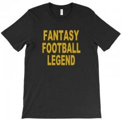 fantasy football legend sunday night football sports league tee shirt T-Shirt | Artistshot