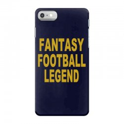 fantasy football legend sunday night football sports league tee shirt iPhone 7 Case | Artistshot