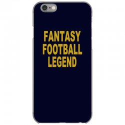 fantasy football legend sunday night football sports league tee shirt iPhone 6/6s Case | Artistshot