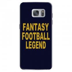 fantasy football legend sunday night football sports league tee shirt Samsung Galaxy S7 Case | Artistshot