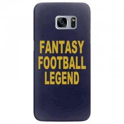 fantasy football legend sunday night football sports league tee shirt Samsung Galaxy S7 Edge Case | Artistshot