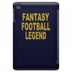 fantasy football legend sunday night football sports league tee shirt iPad Mini Case | Artistshot