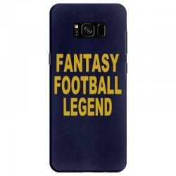 fantasy football legend sunday night football sports league tee shirt Samsung Galaxy S8 Case | Artistshot