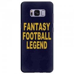 fantasy football legend sunday night football sports league tee shirt Samsung Galaxy S8 Plus Case | Artistshot