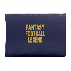fantasy football legend sunday night football sports league tee shirt Accessory Pouches | Artistshot