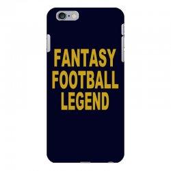 fantasy football legend sunday night football sports league tee shirt iPhone 6 Plus/6s Plus Case | Artistshot