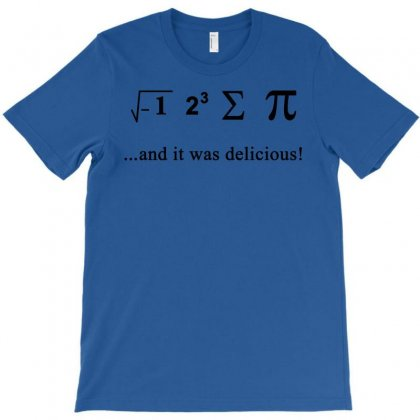 I Ate Sum Pi T Shirt S M L Xl 2xl 3xl Funny Nerdy Geeky College Awesom T-shirt Designed By Mdk Art