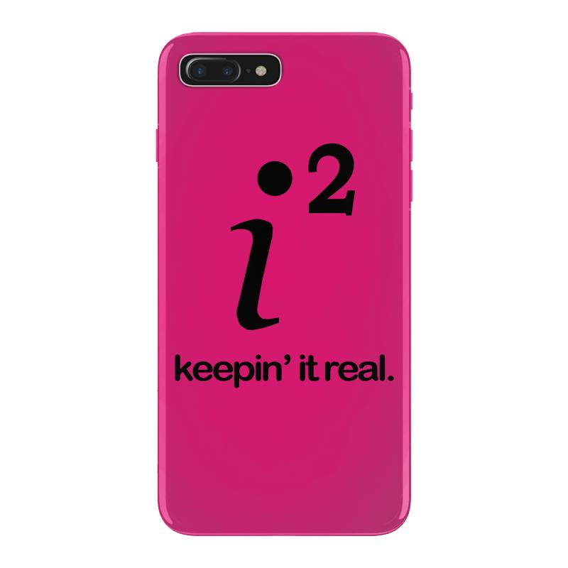 Keepin' It Real T Shirt S M L Xl 2xl 3xl Funny Math Calculus Pi Nerdy  Iphone 7 Plus Case  By Artistshot