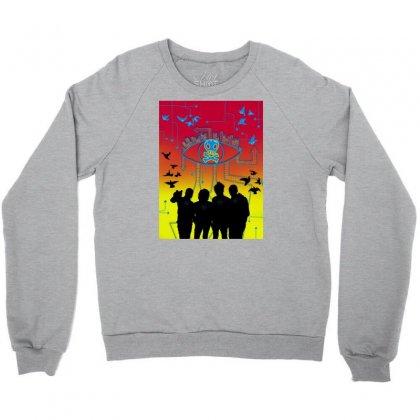 Alltimelowart Crewneck Sweatshirt Designed By Shaemustdie