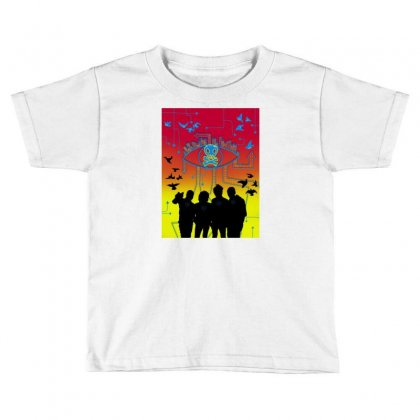 Alltimelowart Toddler T-shirt Designed By Shaemustdie