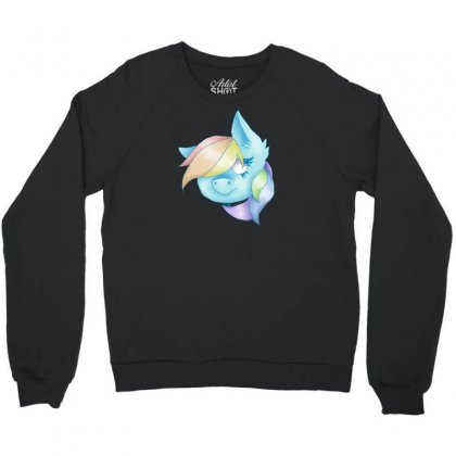 Dashie Crewneck Sweatshirt Designed By Shaemustdie