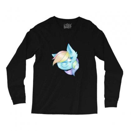 Dashie Long Sleeve Shirts Designed By Shaemustdie