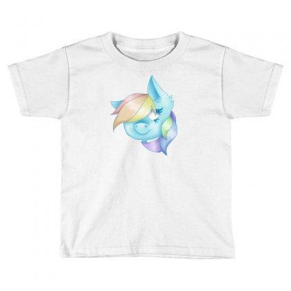 Dashie Toddler T-shirt Designed By Shaemustdie