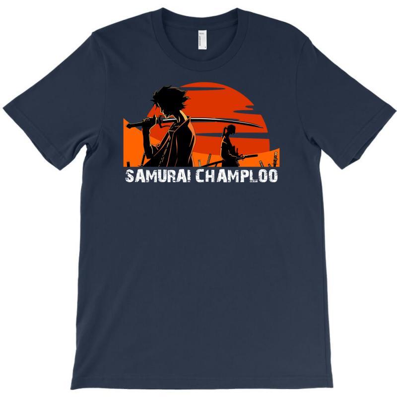 Samurai Champloo Japanese Anime Manga T-shirt | Artistshot