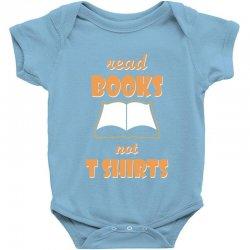 humor book t shirt Baby Bodysuit | Artistshot