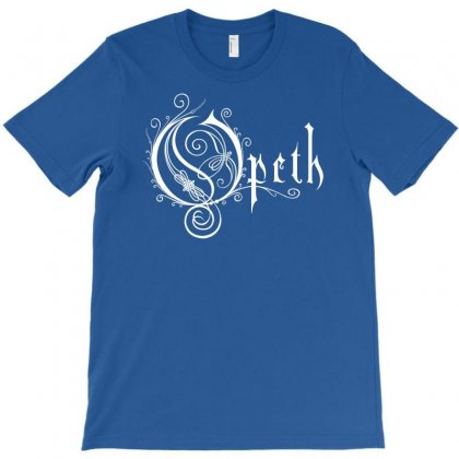 Opeth Rock Hard House Disco Music Drums T-shirt Designed By Mdk Art