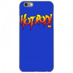 rowdy roddy piper hot rod vintage iPhone 6/6s Case | Artistshot