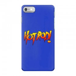 rowdy roddy piper hot rod vintage iPhone 7 Case | Artistshot