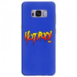 rowdy roddy piper hot rod vintage Samsung Galaxy S8 Plus Case | Artistshot