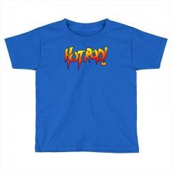 rowdy roddy piper hot rod vintage Toddler T-shirt | Artistshot