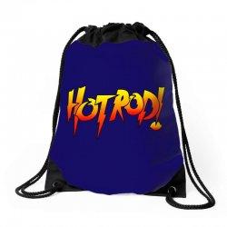 rowdy roddy piper hot rod vintage Drawstring Bags | Artistshot
