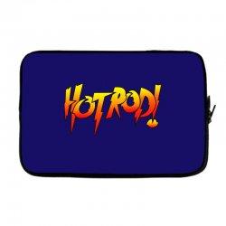 rowdy roddy piper hot rod vintage Laptop sleeve | Artistshot