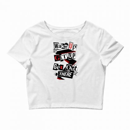 Persona 5 Crop Top Designed By Vr46