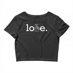 Love Crop Top | Artistshot