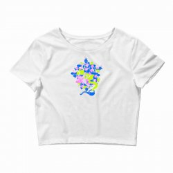 wildstyle Crop Top | Artistshot