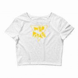 Wild Pitch Crop Top | Artistshot
