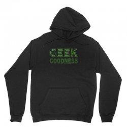 geek goddess kelly green Unisex Hoodie | Artistshot