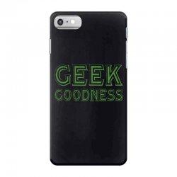geek goddess kelly green iPhone 7 Case   Artistshot