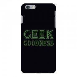 geek goddess kelly green iPhone 6 Plus/6s Plus Case   Artistshot