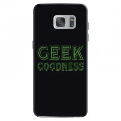 geek goddess kelly green Samsung Galaxy S7 Case   Artistshot