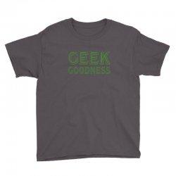 geek goddess kelly green Youth Tee   Artistshot