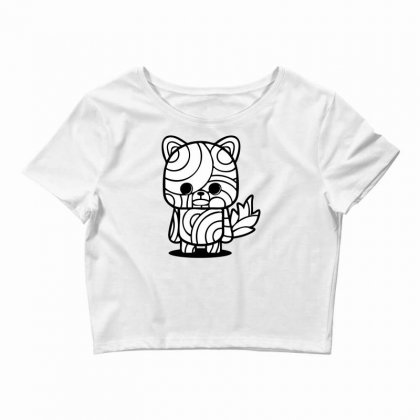 The Mummy Fox Crop Top Designed By Specstore