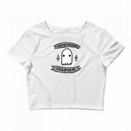 Ghosts N Daggers Crop Top Designed By Specstore